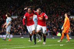 @ManU Radamel Falcao & Wayne Rooney #9ine