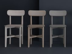 Zeitraum 1.3 Chair Colour Stained Oak