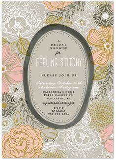 Minted: Gorgeous Paper Invitations