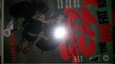 Frank Miller signed The Big Fat Kill 4