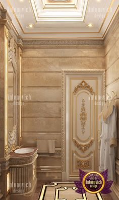 Interior Design Toilet, Bathroom Design Luxury, Bathroom Design Small, Home Interior Design, Luxury Staircase, House Design Pictures, Luxury Homes Interior, Interior Architecture, Classic Bathroom
