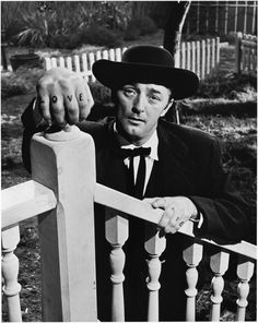 Reverend Harry Powell (from The Night of the Hunter, 1955). Portrayed by Robert Mitchum