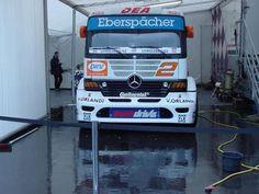 RACING MERCEDES SEMIS   RACING-TRUCKS - Mercedes Race