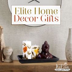 Stylish home decor, found nowhere else! Have a look