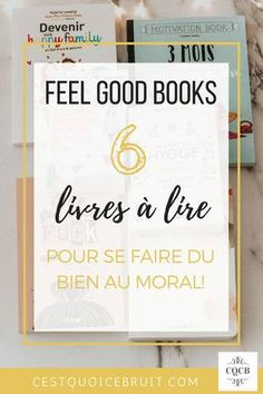 6 feel good books to read to feel good