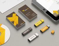 Lingua Viva - Language School / Rebranding by Necon , via Behance