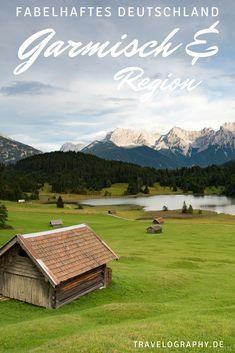 Die Region um Garmisch: Luttensee, Geroldsee & Schellalm