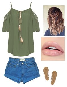 """""""day light"""" by maeca-burusa on Polyvore featuring moda, WearAll, Levi's y Tkees"""