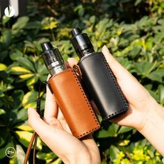 Lost vape Centaurus Genunie Leather Case, Selected high-end cowhide, Wear-resistant, and high-temperature resistant. This leather case is tailor-made according to the size of Centaurus, it can protect your mod in a better way so that your mod can keep brand new and increase its useful life. Vaping, Leather Case, Life Is Good, Lost, Leather Pencil Case, Electronic Cigarette, Life Is Beautiful, Leather Pouch, Electronic Cigarettes
