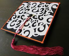 design&doodle: Where's Waldo? {or reasons to decorate your grad cap}