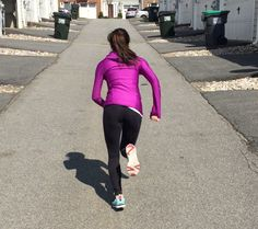 Become a Better Runner With Balance Training