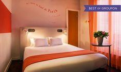 Hotel Cervantes by Happyculture à Paris : Escapade de charme à Paris à proximité des Galeries Lafayette