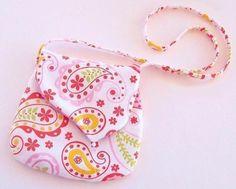 Easy Little PRECIOUS Bag Purse Sewing Pattern