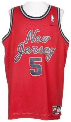 a6eaaef4 NBA New Jersey Nets 'Kidd' Basketball Vest £25 Basketball Skills, Basketball  Vests