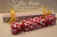 Valentine Crackers using the Envelope Punch Board with Deb Valder - Tutorial Punch Art Cards, Pop Up Cards, Xmas Cards, Envelope Punch Board Projects, Paper Crafts Origami, Valentine Gifts, Valentine Ideas, Christmas Crackers, Greeting Cards Handmade