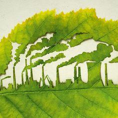 Une campagne publicitaire merveilleusement exécutée par Legas Delaney pour Plant for the Planet, un organisme luttant contre la pollution dans le monde. Pour cette campagne ils utilisent des feuilles découpées, formant un dessin, montrant les différentes sources de pollution. Ils jouent ainsi sur un double tableau, la dénonciation et le rôle que jouent les feuilles dans la respiration de notre planète.
