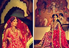 {Fashion Shoot for Zardozi, Lahore} My shaddi