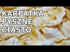 Karpatka - dokładny przepis - YouTube Cakes, Kitchen, Youtube, Food, Essen, Cooking, Cake Makers, Kuchen, Kitchens