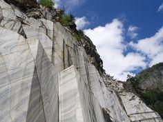#Peccia - l'unica cava di marmo bianco della #Svizzera | den einzigen Marmorsteinbruch der #Schweiz #Vallemaggia #Tessin #Ticino