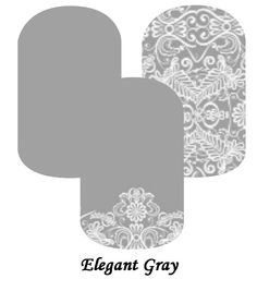 My custom Jamberry Wraps Elegant Gray NAS Nail Wraps #jamberry #gabbysjams Contact me if you are interested in purchasing them:https://www.facebook.com/groups/1000449243382687/ or gabbysjams@gmail.com or https://www.facebook.com/gabbysjams/ DIY, gray, nail art, cute