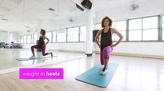 Lunges - Fitnessmagazine.com