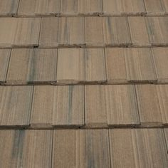 Plantation - Standard Product Offering | Entegra Roof Tile - Black Antique Cedar Tan Color