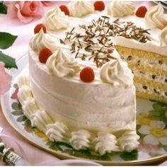Cannoli Cake Recipe | Key Ingredient