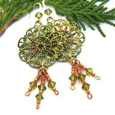 https://www.shadowdogdesigns.com/product/victorian-vintage-green-filigree-earrings-green-brass-swarovski-crystals-handmade-jewelry