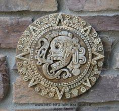 History Aztec Maya Mesoamerica Chichen Itza Ball court Skull | Etsy Mayan Tattoos, Inca Tattoo, Aztec Drawing, Aztec Symbols, Maya Civilization, Aztec Culture, Aztec Warrior, Inka, Chicano Art