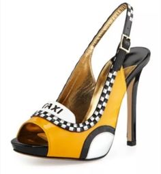 Kate Spade New York Taxi Pumps