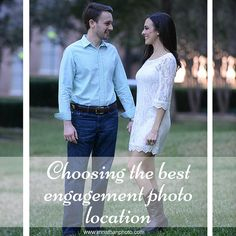 Choosing the best engagement photo location | Marc Nathan Photographers, Inc.