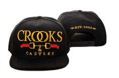 Crooks   Castles Snapback Snow White Queen 71086922e4ae