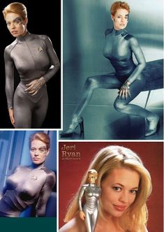 Seven of Nine, Tertiary Adjunct of Unimatrix Zero-One - My all-time favourite female Sci-Fi character