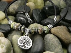 Tree of Life Necklace ~ Free design from Artbeads Learning Center