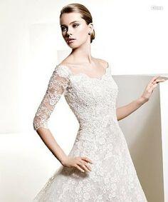 Wedding Dresses With Sleeves 2012 - Wedding Ideas