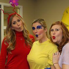 Fish face! #thelittlemermaid #ariel #sebastian #flounder #halloween #mortgagedepartment