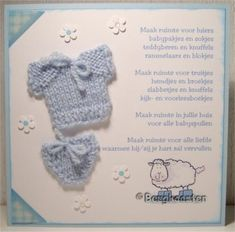 Baby Girl Dresses, Baby Cards, Baby Shower Invitations, Crochet Baby, Knitting Patterns, Diy Crafts, Crafty, Handmade, Doll Outfits