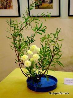 japanese flower arrangment | Ikebana History