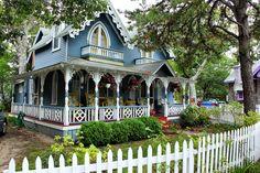 Victorian Cottage Martha's Vineyard