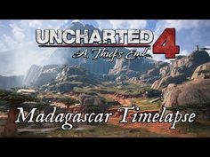 A time-lapse of my processes of building the Madagascar level in Uncharted 4 from basic designer blockmesh to the final shipped art. Uncharted A Thief's End, Games Images, Prado, Good Times, Club, Design