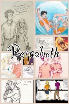 Percabeth... The BEST couple EVER!