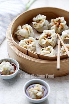 Siu Mai Recipe (Shao Mai) with Sticky Rice – China Sichuan Food