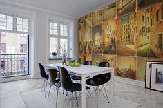 Hey,+bekijk+deze+mural+van+Rebel+Walls,+Memories+of+Venice!+#rebelwalls+#behang+#mural