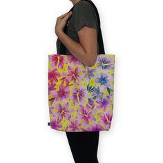 Bolsa Flores de outono de @jurumple   Colab55