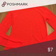 Mesh top See-through mesh top, new without tags, fits S/M size Tops Tees - Long Sleeve