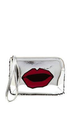 Shop Pochette Kiss by Benedetta Bruzziches Now Available on Moda Operandi