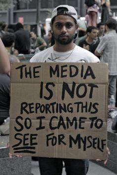 seja a mídia!