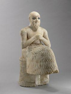 Ebih-Il en prière, vers 2250 avant J.-C