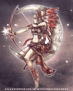 indian shooting star