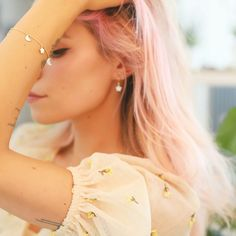 Marzia And Felix, Natalia Tena, Marzia Bisognin, Blake Steven, Anya Taylor Joy, Classy Aesthetic, Cozy Fashion, Pink Hair, Hair Goals